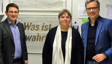 Wurzeln - Prof. Dr. Hirschfeld und Hartmann Rhetorik